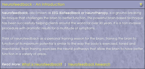 An Introduction to Neurofeedback